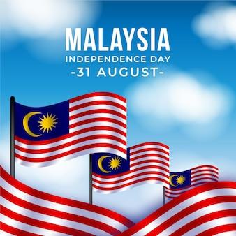 Мердека - день независимости малайзии