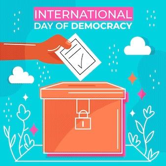 民主主義イベントの国際デー