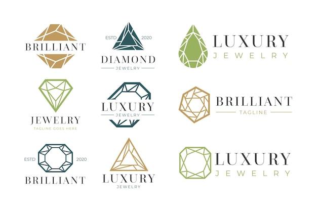 Алмазная коллекция логотипов