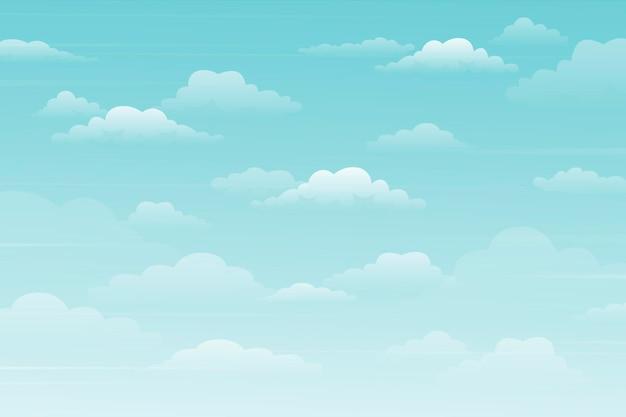 Фон неба для видеоконференцсвязи