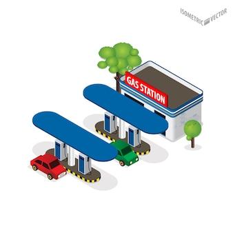 ガソリンスタンドコンセプト