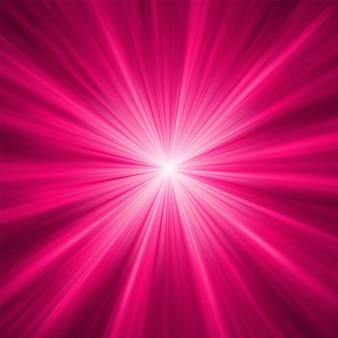 紫の抽象的な爆発。含まれるファイル