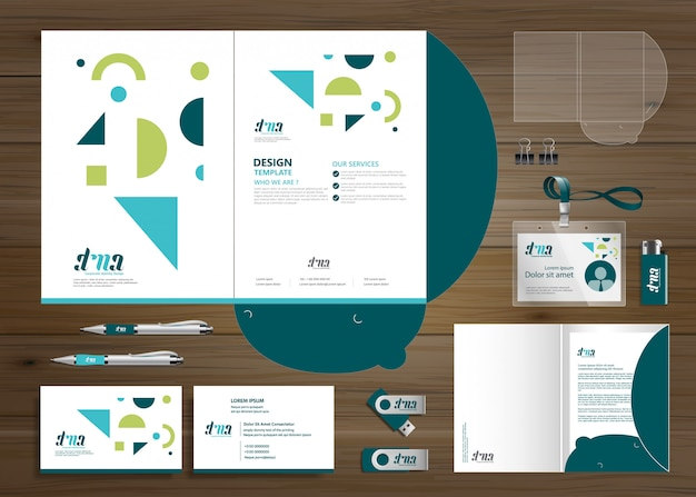 Корпоративный бизнес, фолдер-технологии, канцтовары, презентация