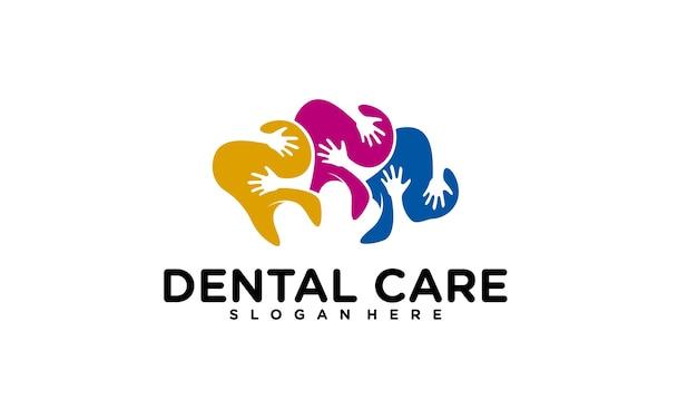 歯科クリニックのロゴテンプレート