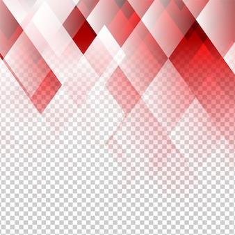 幾何学要素赤色抽象ベクトル