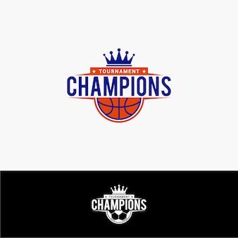 バスケットボールチャンプロゴ