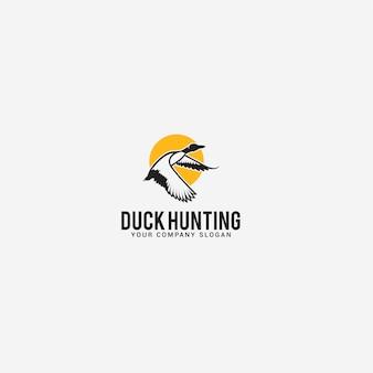 Логотип утиной охоты