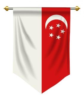 シンガポールペナント