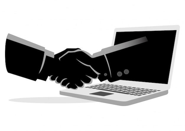 オンライン取引