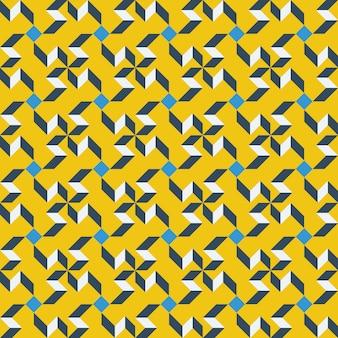 Графический дизайн украшения абстрактные бесшовные шаблон