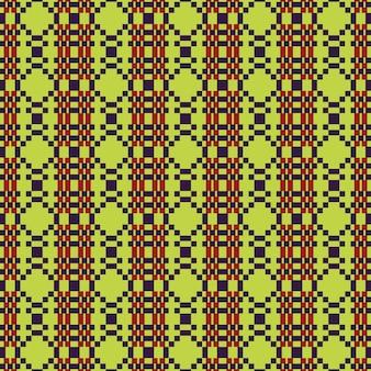 民族のグラフィックデザイン装飾抽象的なパターンのベクトルの背景