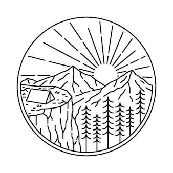 Иллюстрация дикой природы
