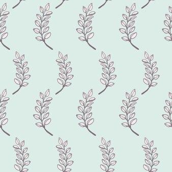 植物の葉パターン