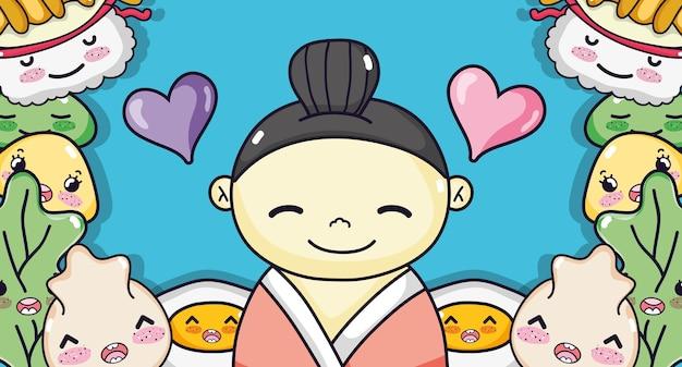 Японцы любят пищу