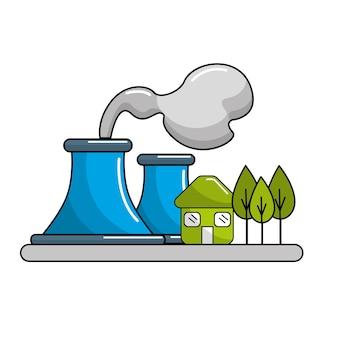 汚染工場アイコンを保存する