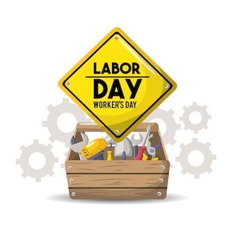 職業労働日の国民のお祝い
