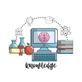 教育のための学校知識器具
