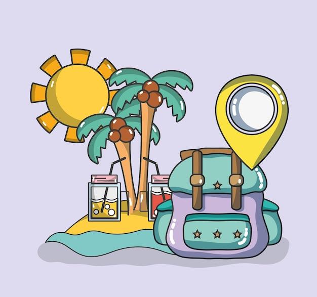旅行と休暇