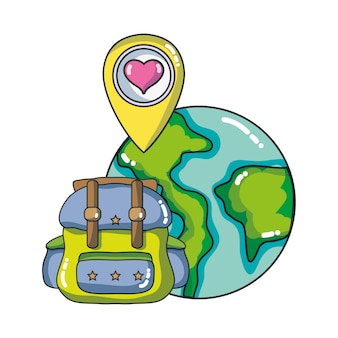 Путешествия и каникулы