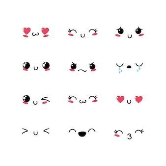 絵を描く感情デザインアイコン