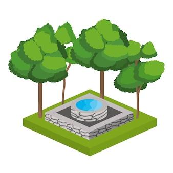 木と水源設計