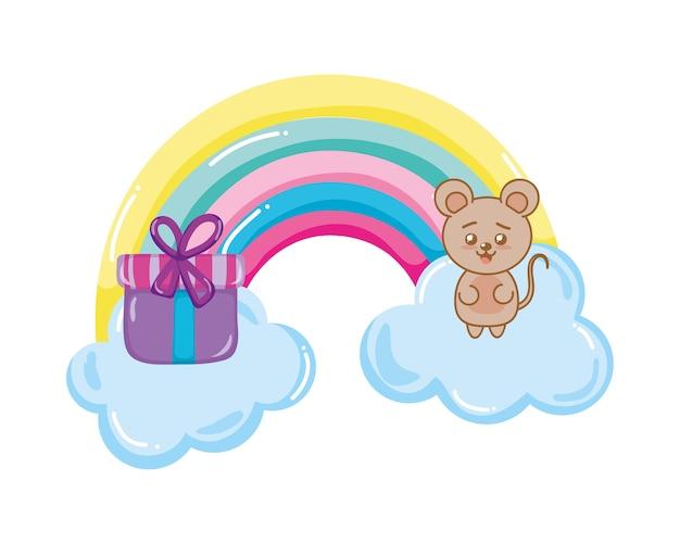 День рождения животных мультфильм