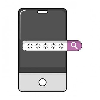 テクノロジースマートフォンの漫画