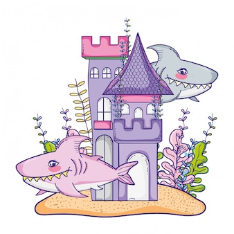 海底城の漫画