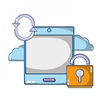 テクノロジーコンピューティングセキュリティ漫画