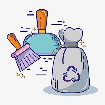 家事掃除の国内サービス