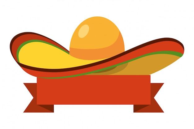 メキシコのアイコンの漫画