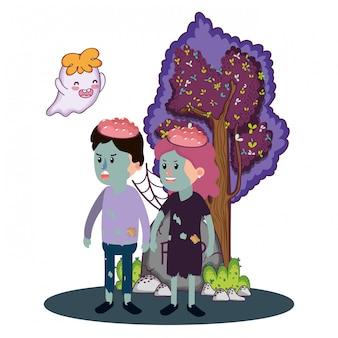 Хэллоуин детские мультфильмы