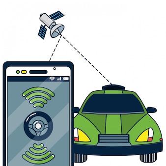 自律走行車テクノロジー