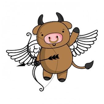 愛と動物の漫画