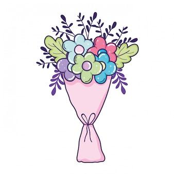 花の花束アイコン