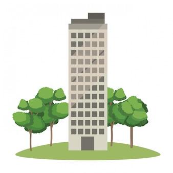 Реальное состояние здания мультфильм