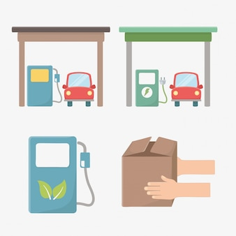 バイオおよび天然燃料デザイン