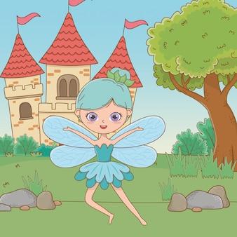 おとぎ話の妖精漫画