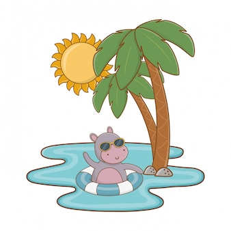 Летние каникулы отдыхают мультфильм