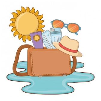 観光旅行夏旅行