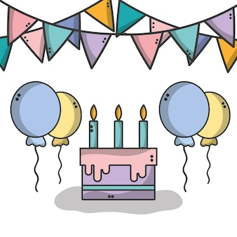 Хорошая вечеринка, чтобы отпраздновать особый день