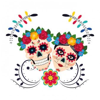 メキシコ文化漫画