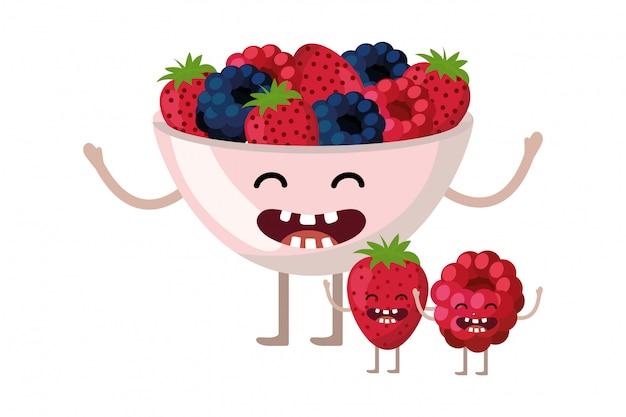 おいしいおいしい果物漫画