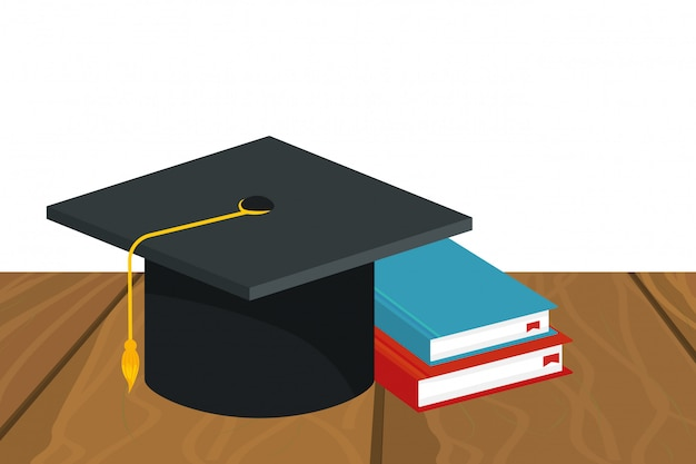 学校卒業キャップ