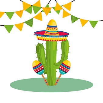 メキシコ文化の漫画