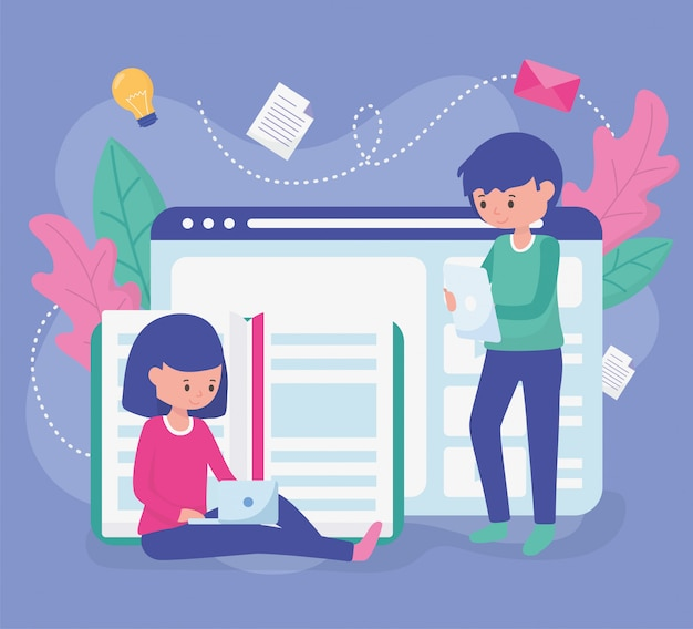 Студенты школьного образования онлайн