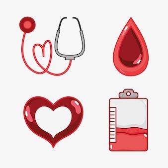 血友病の日を地域療法に設定する