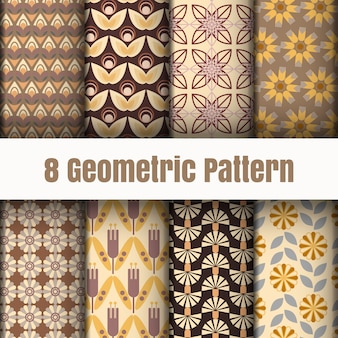 幾何学模様の壁紙の背景の表面テクスチャ