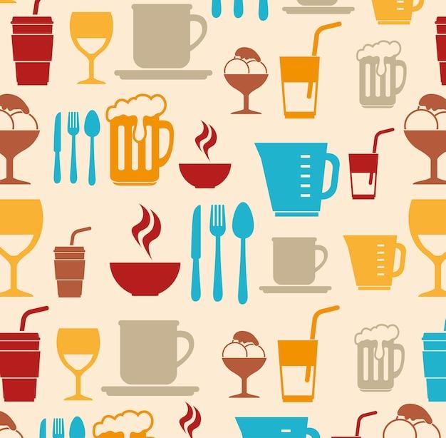Элементы, связанные с пищевыми продуктами