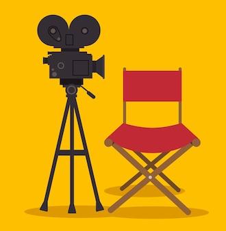 映画娯楽デザイン